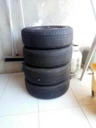 4 pneus