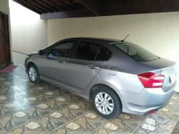 Honda/City LX 1.5 Automático - 2012/2013 - 2013