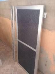 Porta de acrilico