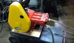Lavadora de alta pressão + Caixa dagua e Placas