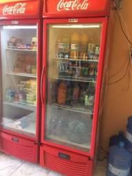 Dois freezer's
