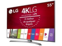 Smart TV led 55? LG 4K/Ultra HD 55UJ6585 webOS - Conversor Digital 2 USB 4 HDMI