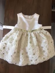 Vestido lindo! 2 anos