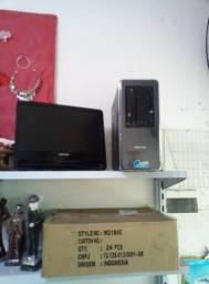 Cpu com monitor