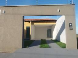 Vendo Casa NOVA (Casa 1Qto, 1Suíte, Sl estar/jantar, Cz, Gar, 1WC)