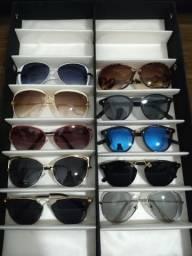 Lote de óculos de sol *preço de revenda