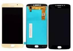 Display Tela LCD Touch Motorola E4 Plus com Garantia