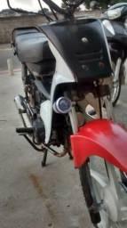 Troco por moto atrasada - 2015