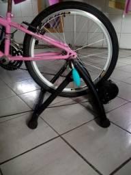 Bike ergométrica pra quê?