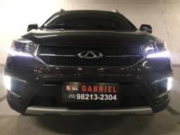 GB - Chery Tiggo2 1.5 Look CVT, SUV, Câmera de ré, Automático, Central multimídia - 2019