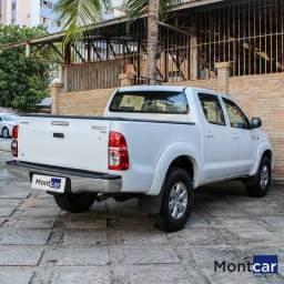 Toyota Hilux 2014/2014 2.7 SR 4X2 CD 16V Flex 4P Automático - 2014