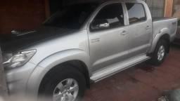 Hilux srv diesel aut top particular - 2012
