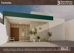 Casa com 3 dormitórios à venda, 87 m² por R$ 160.000,00 - São Sebastião - Patos/PB