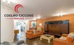 Casa para alugar com 3 dormitórios em Santa paula, São caetano do sul cod:2623