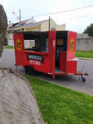 Trailer foodtruck
