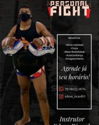 Personal fight (muay thai)