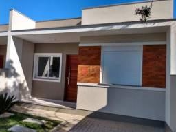 Casa com 2 dormitórios à venda, 54 m² por R$ 199.900,00 - Planaltina - Gravataí/RS