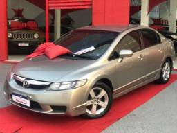 Honda civic 2009 1.8 lxs 16v flex 4p manual