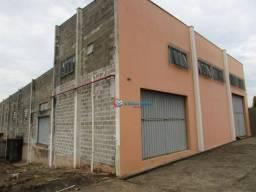 Galpão comercial para locação, Jardim Marchissolo, Sumaré - GA0456.
