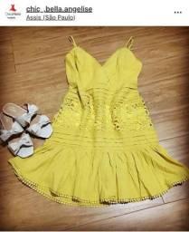 Vestido Novo!! Tamanho M!!