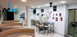 Casa com 4 dormitórios para alugar, 354 m² por r$ 4.500/mês - residencial rose s garden -