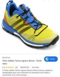 Título do anúncio: Tênis adidas terre agravo ultraboost