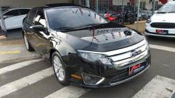 Ford Fusion 2010 4cc com Teto Solar e Couro - 2010