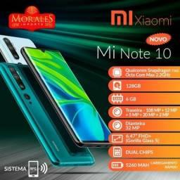 Smartphone Xiaomi Mi Note 10 Dual SIM Snapdragon ? 730G, 6Gb RAM, 128Gb ROM, Camera 108MP