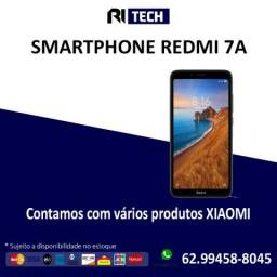 Xiaomi Redmi 7a - Produto novo com garantia- loja fisica