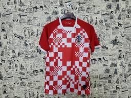 Camisa Croacia Home 2020