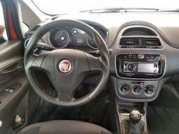 Fiat/ Punto Attractive 1.4 8V Flex - 2013
