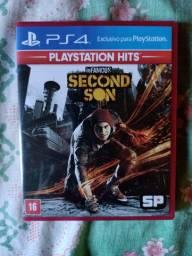Jogo Second Son - PS4
