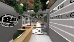 Bar, Sorveteria e Salão de Beleza - Espaço em novo projeto de entetenimento de curitiba