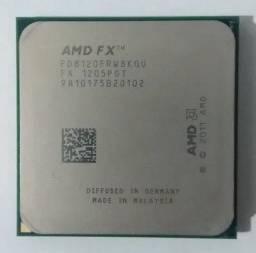 Amd Fx 8120 Octacore com cooler original