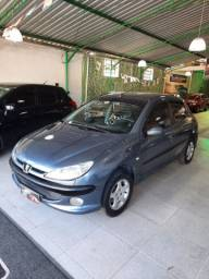 Peugeot 206 1.0 2004 Completo