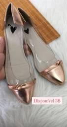 Calçados Tam 38