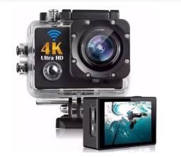 Camera Filmadora Full HD 1080p 4k Wifi 16mp Esportes Radicais