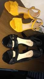 Kit sapatos n: 36. 6 pares, baraba