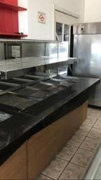 Conjunto buffet quente e frio - João