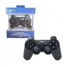 Controle Joystick Sem Fio Playstation 3