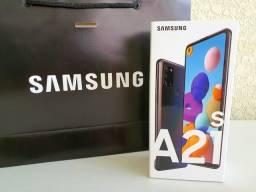 Samsung Galaxy A21s | Novo Lacrado