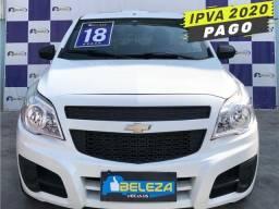Chevrolet Montana 1.4 Mpfi LS CS 8V Flex 2P Manual2018