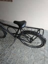 Bicicleta revisada barra circular