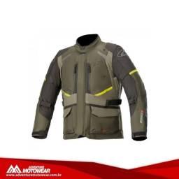 Jaqueta Alpinestars Andes v3 Drystar verde militar