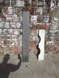 Vende-se 17 pergolado 1x19, e perfil pra janela de mármore 1,50x19. (Usados)