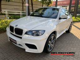 Bmw x6m 4.4 bi turbo 555cv 2012 unico dono blindada cart niiia agp b33