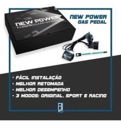 Gas Pedal - Módulo Aceração Volkswagen - NP201