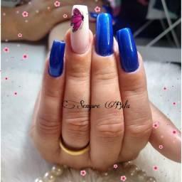 Manicure e Pedicure - R$ 35,00 - No Garavelo