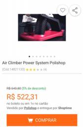 Simulador de caminhada Polishop - Air Climber Power System Genis