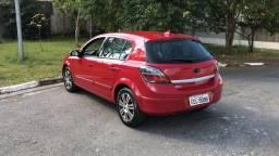 Vectra GT vermelho